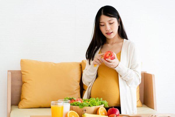 Chế độ dinh dưỡng 3 tháng giữa thai kỳ đúng chuẩn